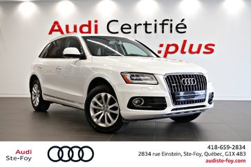 Audi Q5 2.0T Progressiv-NAV-*0.9% Disponible 2016