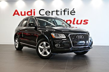 Audi Q5 2.0T Komfort- *0.9% Disponible 2016