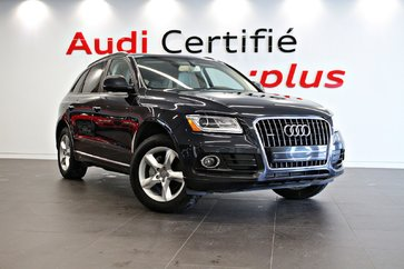 Audi Q5 2.0T Komfort- ENSEMBLE COMMODITÉ-0.9%disponible* 2017