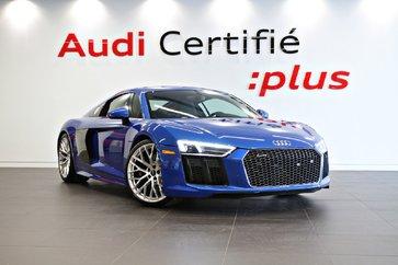 Audi R8 V10 - Ens.Le Mans 2017