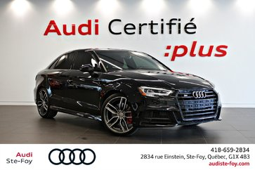 Audi S3 SEDAN Progressiv - *0.9% Disponible 2017