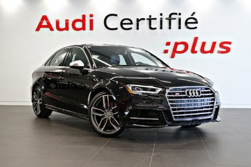 Audi S3 SEDAN Progressiv - Suspension magnetic 2018