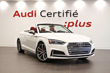 Audi S5 CABRIOLET Progressiv DEMO DE LA PROPRIO 2018