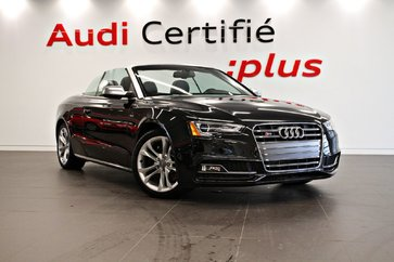 Audi S5 Technik-CABRIOLET-*0.9% disponible 2015