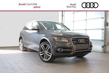 2015 Audi SQ5 3.0T Progressiv | NAV