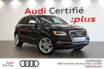 Audi SQ5 3.0T Progressiv-GPS - *0.9% Disponible 2015