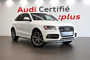 Audi SQ5 3.0T Progressiv-NAV-*0.9% Disponible 2017