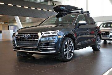 Audi SQ5 Technik-LIQUIDATION DE NEUFS!!!-*0.9%DISPONIBLE 2018