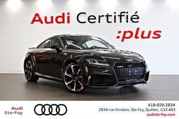 Audi TT RS Coupe Ens,Optic Noir-*0.9% Disponible 2018