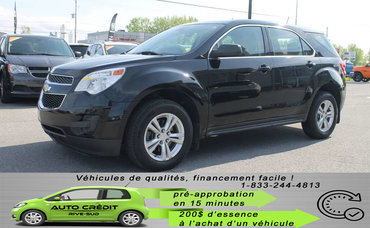 Chevrolet Equinox LS*MAGS 17*CRUISE*A/C* 2014