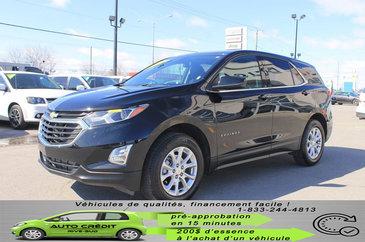 Chevrolet Equinox LT*CAMÉRA*MAGS 17*BLUETOOTH*AWD* 2019