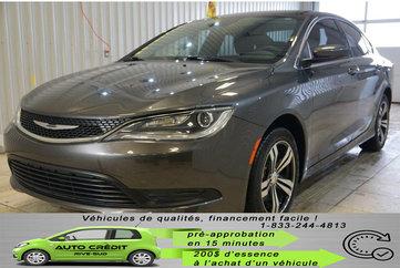 Chrysler 200 LX*MAGS*2.4L*TISSUS* 2016