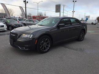 Chrysler 300 S*CAMÉRA*CUIR CHAUFF*DÉMARREUR DISTANCE*AWD* 2017