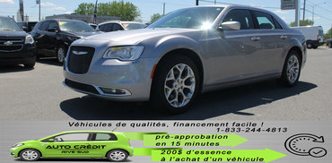 Chrysler 300C Platinum*CUIR CHAUFF/VENT*CAMÉRA*DÉMARREUR* 2016