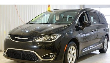 Chrysler Pacifica Touring-L Plus*CUIR CHAUFF*DVD*ANGLES MORTS 2018