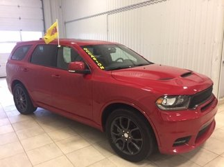 Dodge Durango RT*CUIR*NAV*CAMÉRA*TOIT*MAGS* 2018