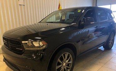 Dodge Durango GT*TOIT*CUIR CHAUFF*CAMÉRA*MAGS 20*AWD* 2018