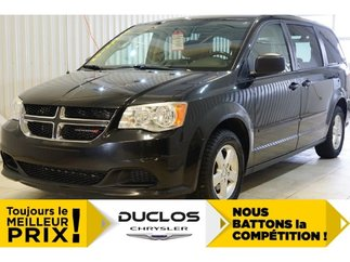 Dodge Grand Caravan SXT Plus*STOW&GO*BLUETOOTH* 2012