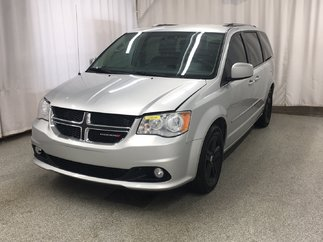 Dodge Grand Caravan Crew*MAGS*TISSUS*STOW&GO*CLIMATISATION* 2012