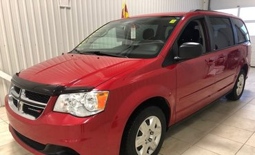 Dodge Grand Caravan SXT*FULL STOW&GO*CRUISE** 2013