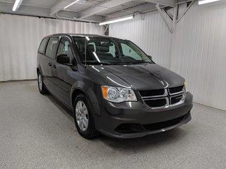 Dodge Grand Caravan SE*BAS KM*1 PROPRIO*CRUISE* 2015