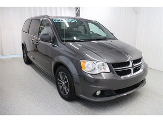 Dodge Grand Caravan SXT PREMIUM PLUS*BLUETOOTH*CUIR*A/C 3 ZONES* 2017