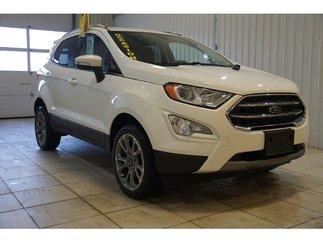 Ford EcoSport Titanium*NAV*CAMÉRA*NAV*AWD*TOIT* 2018