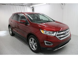 2016 Ford Edge Titanium*CAMÉRA*DÉMARREUR*GPS*CUIR*MAGS*