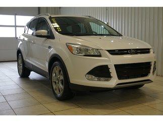 Ford Escape Titanium*CAMÉRA*NAV*TOIT*CUIR CHAUFF*AWD* 2015