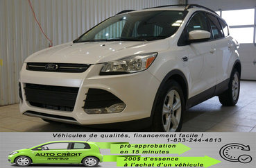 Ford Escape SE*BLUETOOTH*CAMÉRA*NAV*MAGS 17* 2016