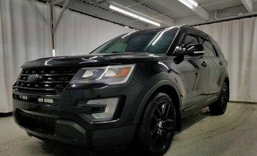 Ford Explorer Sport*7 PASS*NAV*CAMÉRA*CUIR CHAUFF/VENT* 2016