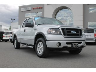 2008 Ford F-150 XL*A/C*CRUISE*MARCHE-PIEDS*HITCH*V8*
