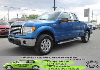 Ford F-150 XLTAWD*V8*MARCHE-PIEDS*HITCH*A/C* 2010