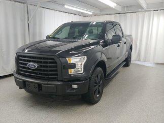 Ford F-150 XL*GPS*NAV*TOIT PANO*CUIR CHAUFF*MARCHE-PIEDS* 2016