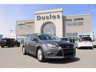 2014 Ford Focus Titanium*CUIR CHAUFF*TOIT*MAGS*CAMÉRA*