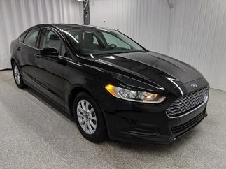 Ford Fusion S*CAMÉRA*MAGS*BLUETOOTH*CRUISE* 2016