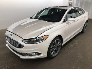 Ford Fusion Titanium*CAMÉRA*CUIR CHAUFF/VENT*BLUETOOTH* 2018