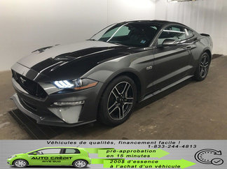 Ford Mustang GT Premium*CUIR*MAGS*CAMÉRA*GPS* 2018