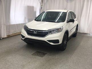 Honda CR-V LX*TISSUS CHAUFF*MAGS*CAMÉRA* 2015
