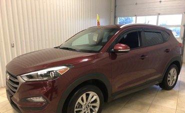 Hyundai Tucson PREMIUM *BANCS CHAUFF*CRUISE*MAGS 17*HITCH* 2016