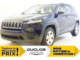Jeep Cherokee Sport*4X4*CAMÉRA*BLUETOOTH* 2015