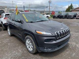 Jeep Cherokee NORTH*4X4*BANCS / VOLANT CHAUFF* 2015