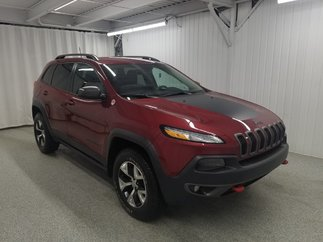 Jeep Cherokee Trailhawk*CAMÉRA*GR REMORQ*GR TEMPS FROID* 2016