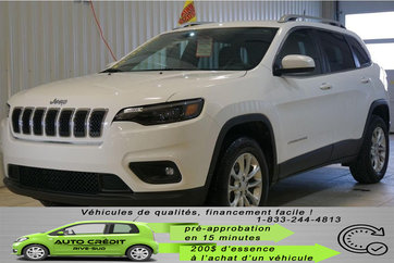 Jeep Cherokee North*CAMÉRA*MAGS 17*4X4*BLUETOOTH* 2019