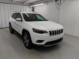 Jeep Cherokee Limited*CUIR CHAUFF*AWD*CAMÉRA*BLUETOOTH*V6* 2019