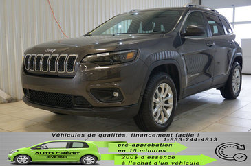 Jeep Cherokee North*CAMÉRA*UCONNECT4*MAGS 17*BLUETOOTH*AWD 2019
