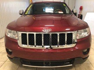 Jeep Grand Cherokee Overland*TOIT*CAMÉRA*NAV*MAGS 20*CUIR*GR TECH* 2012