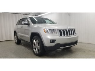 Jeep Grand Cherokee Limited*CUIR CHAUFF/VENT*GR REMORQ*TOIT PANO*NAV* 2013