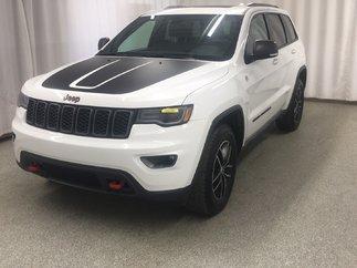 Jeep Grand Cherokee Trailhawk Luxury*CAMÉRA*GR REMORQ*AWD*TOIT PANO* 2017