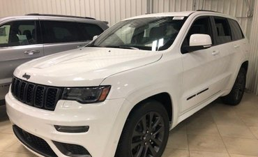 Jeep Grand Cherokee Overland HIGH ALTITUDE *CUIR, TOIT PANO, NAV* 2018